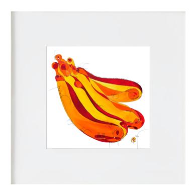 Bananna|IlustracióndeRICHARD MARTIN| Compra arte en Flecha.es