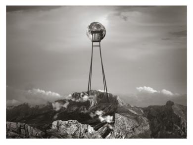 Atalaya lunar|DigitaldeOriol Jolonch| Compra arte en Flecha.es