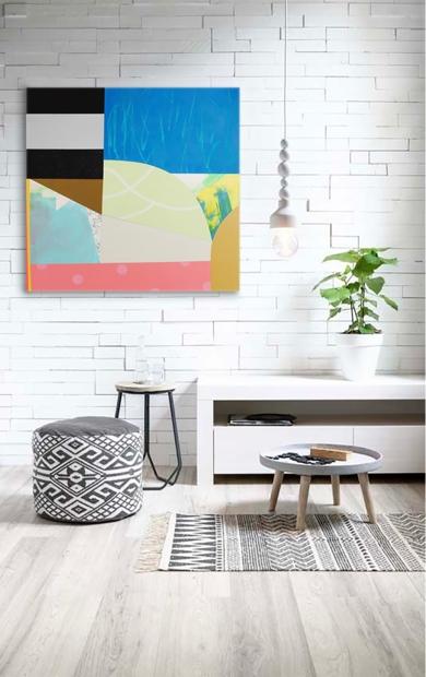 Play|PinturadeNadia Jaber| Compra arte en Flecha.es