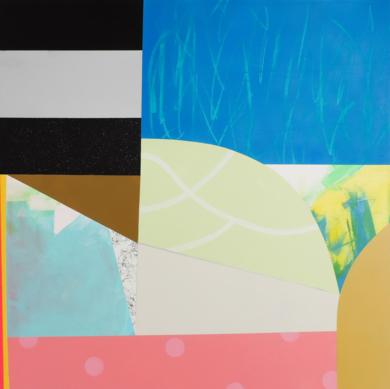 Assimmetry 1|PinturadeNadia Jaber| Compra arte en Flecha.es