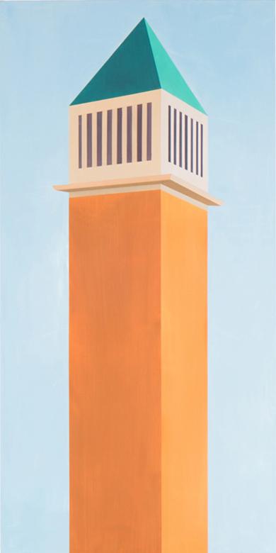 Torre veneciana|PinturadeMarcos Peinado| Compra arte en Flecha.es