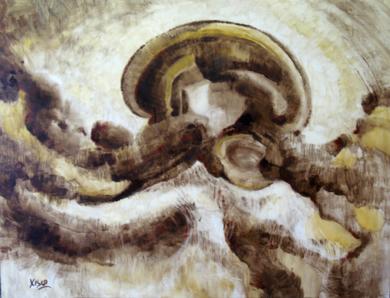 In Principio|Pinturadexisco| Compra arte en Flecha.es