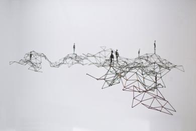 Rizoma|EsculturadeDaniel Domingo Schweitzer| Compra arte en Flecha.es