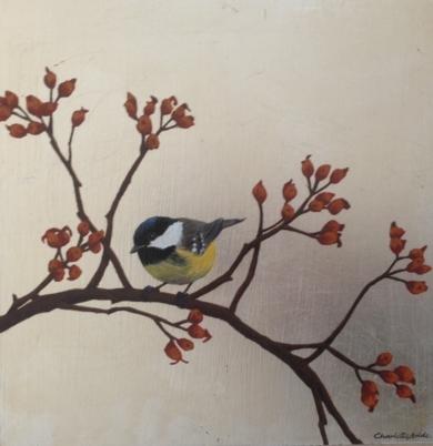 Carbonero|PinturadeCharlotte Adde| Compra arte en Flecha.es