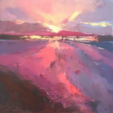 A Sense of Perspective 1|PinturadeMagdalena Morey| Compra arte en Flecha.es