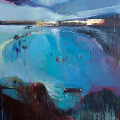 A Sense of Perspective 4|PinturadeMagdalena Morey| Compra arte en Flecha.es