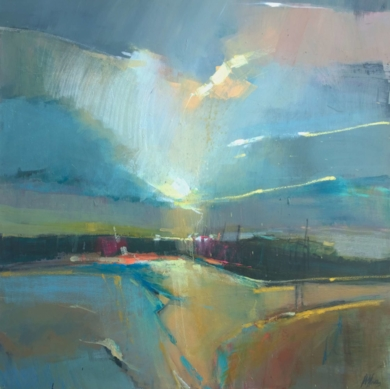 Illumination|PinturadeMagdalena Morey| Compra arte en Flecha.es