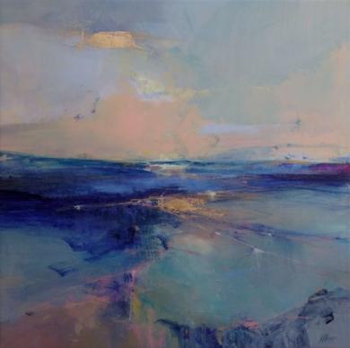Across the Bay|PinturadeMagdalena Morey| Compra arte en Flecha.es