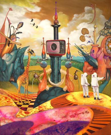 The New Arrivals|DigitaldeHelena Revuelta| Compra arte en Flecha.es