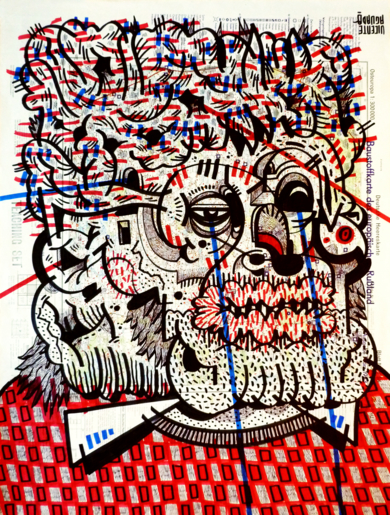 CATALONIA REAL ESTATE|DibujodeVicente Aguado| Compra arte en Flecha.es