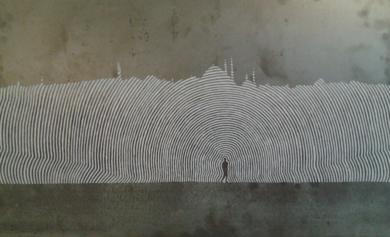 Own City (IST) 3|DibujodeAlejandro Ontiveros Robles| Compra arte en Flecha.es
