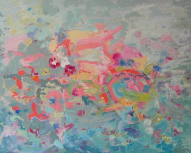 Armonía|PinturadeGuillermo Serrano de Entrambasaguas| Compra arte en Flecha.es