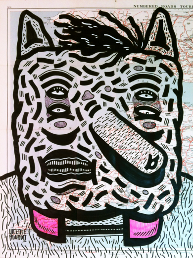 MULTIPURPOSE ECONOMY|DibujodeVicente Aguado| Compra arte en Flecha.es