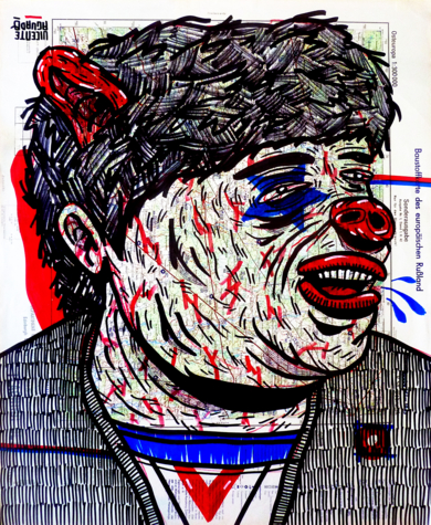 UR33 LODGE|DibujodeVicente Aguado| Compra arte en Flecha.es