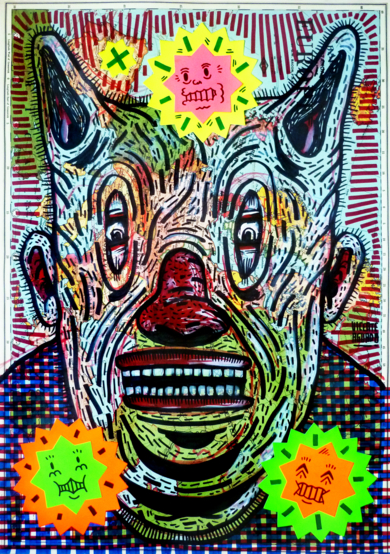 QUANTUM BRAINSTORMING|CollagedeVicente Aguado| Compra arte en Flecha.es