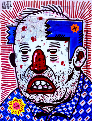 CANDACE NEWMAKER|CollagedeVicente Aguado| Compra arte en Flecha.es