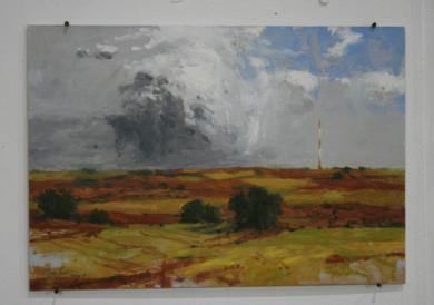 Alarcón  N 2|PinturadeCalo Carratalá| Compra arte en Flecha.es