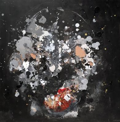 Sans titre|PinturadeAaron Bueso| Compra arte en Flecha.es