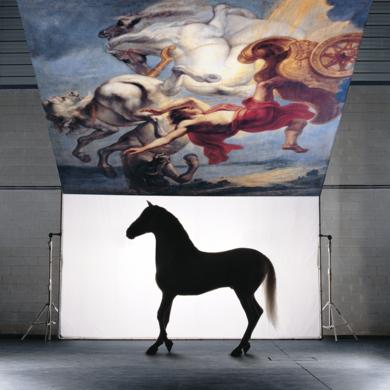 La caida de Faetón|FotografíadePeter Müller Peter| Compra arte en Flecha.es