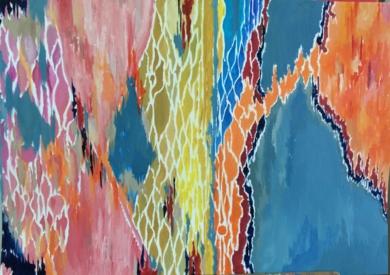 COLOR FIELDS|PinturadeIraide Garitaonandia| Compra arte en Flecha.es