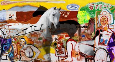 Europa|Obra gráficadePeter Müller Peter| Compra arte en Flecha.es