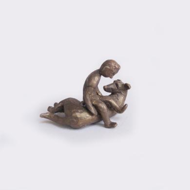 Su asiento favorito|EsculturadeAna Valenciano| Compra arte en Flecha.es
