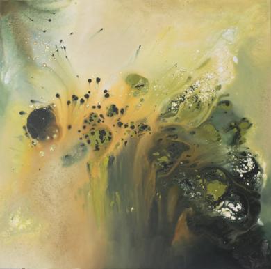 Cosmic Matters V PinturadeElisa de la Torre  Compra arte en Flecha.es