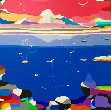 Mundinovi|PinturadeAlejos Lorenzo| Compra arte en Flecha.es