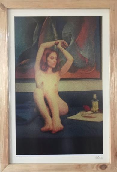 Dama|Fotografíade-GII| Compra arte en Flecha.es