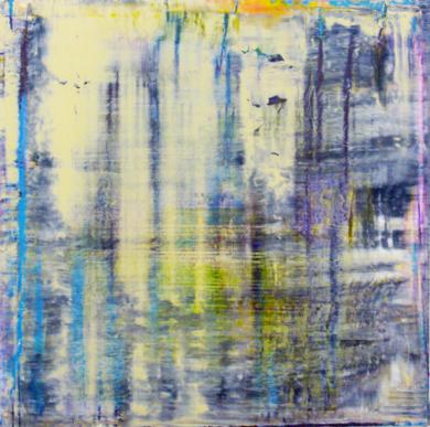 SIN TITULO XLIV|PinturadeSaid Rajabi| Compra arte en Flecha.es