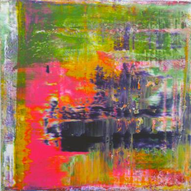 SIN TITULO XLV|PinturadeSaid Rajabi| Compra arte en Flecha.es