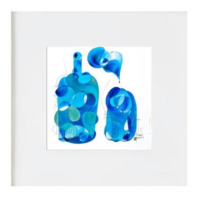 Ampolla i Got|Ilustraciónderichard martin| Compra arte en Flecha.es