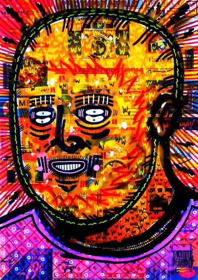 UVB 76|DibujodeVicente Aguado| Compra arte en Flecha.es