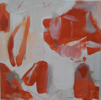 1 Orange|PinturadeEduardo Vega de Seoane| Compra arte en Flecha.es