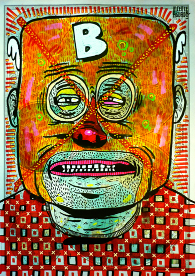 MONTAUK|DibujodeVicente Aguado| Compra arte en Flecha.es