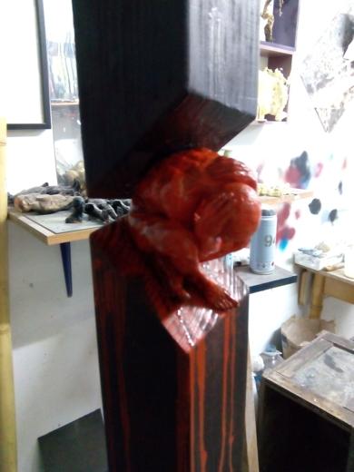 .Rar|EsculturadeReula| Compra arte en Flecha.es