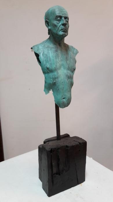 Sin título|EsculturadeFrancisco Hernández Díaz| Compra arte en Flecha.es