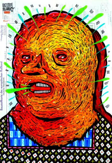 REALITY BITES III|DibujodeVicente Aguado| Compra arte en Flecha.es