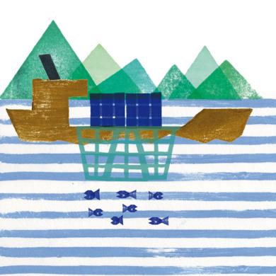 Fluvial|DigitaldeTeresa Arroyo Corcobado| Compra arte en Flecha.es
