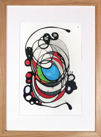VAN DETRÁS DE TI|PinturadeRAFAEL PICO| Compra arte en Flecha.es