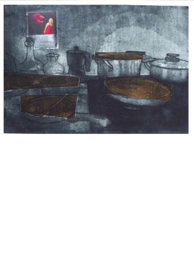El calendario de la cocina|Obra gráficadeAna Valenciano| Compra arte en Flecha.es