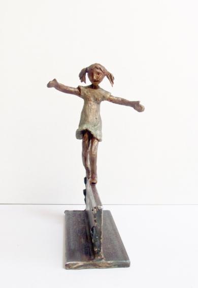 Equilibrios -I|EsculturadeAna Valenciano| Compra arte en Flecha.es