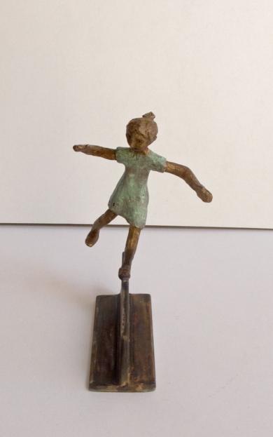 Equilibrios - II|EsculturadeAna Valenciano| Compra arte en Flecha.es
