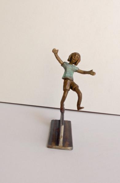 Equilibrios - III|EsculturadeAna Valenciano| Compra arte en Flecha.es