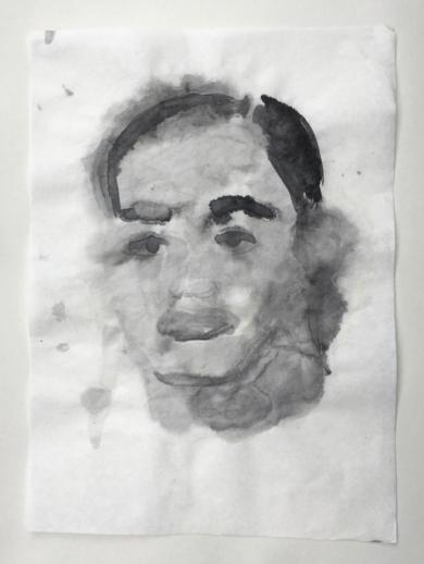 desconocidos 2017, 8|DibujodeAlison South| Compra arte en Flecha.es
