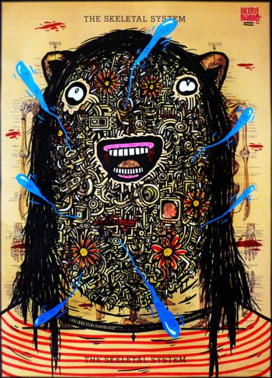 ANATHEMA|DibujodeVicente Aguado| Compra arte en Flecha.es