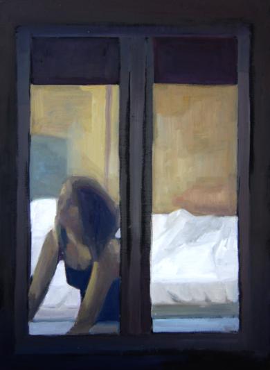 Buenas noches|PinturadeCarmen Montero| Compra arte en Flecha.es