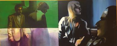 sin titulo|PinturadeFernando Herlop| Compra arte en Flecha.es