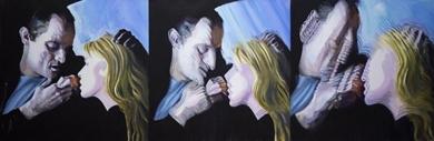 seducción/abducucción|PinturadeFernando Herlop| Compra arte en Flecha.es