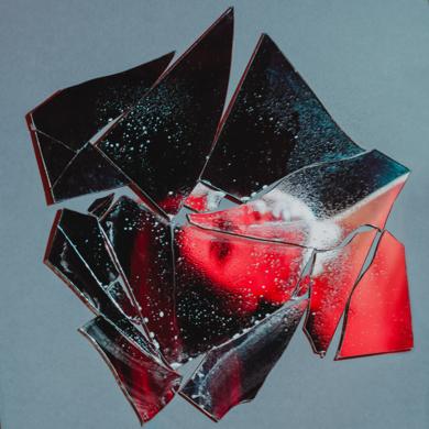Corazón de cristal|FotografíadeÁfrica Paredes| Compra arte en Flecha.es